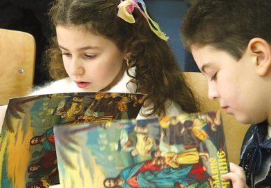 (ВИДЕО) Броят на децата изучаващи религия християнство в училище расте