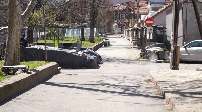 (Видео) Кооперативният пазар в Кюстендил ще отвори утре, извършва се и пролетна дезинфекция в града