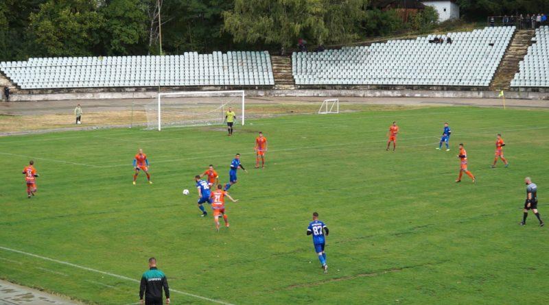 (Видео)ФК Кюстендил и Сливнишки герой завършиха 1:1 в Югозападната трета лига