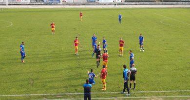 (Видео)ФК Кюстендил с категорична победа над Велбъжд в местното дерби