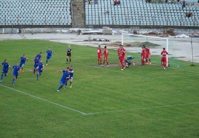 (Видео)Инфарктна победа над Банско изкачи ФК Кюстендил  на пета позиция в Югозападната трета лига