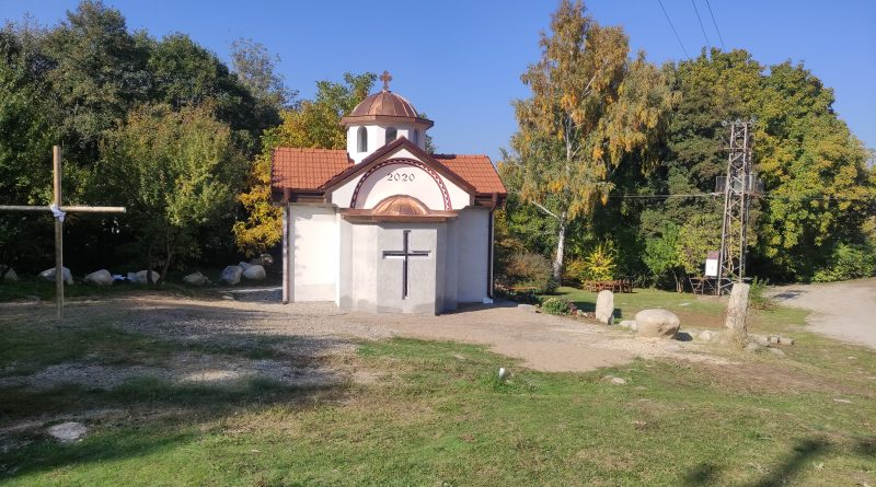 видео/Изградиха храм на Св. Иван Рилски в село Самораново – Споделено